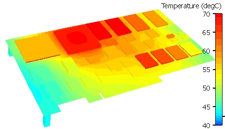 pcb thermal new floor
