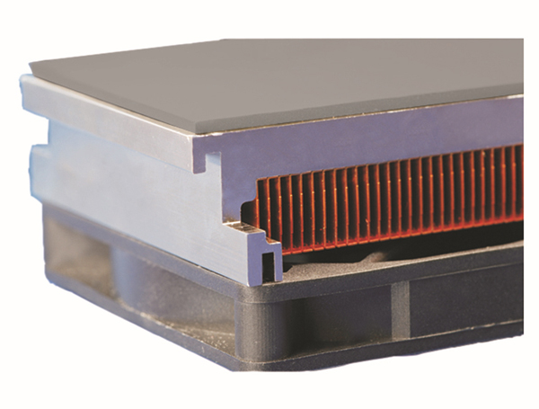 Thermal Silicon Gap Insulation Pad For Heat Sink