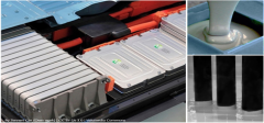 Thermal Materials for Electric and Hybrid Vehicle Batteries
